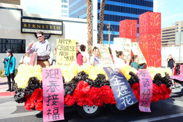 CNY IN THE DESERT Past Festival Parades